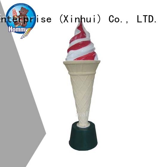 bright colors ice cream mould price from China for clubs Hommy