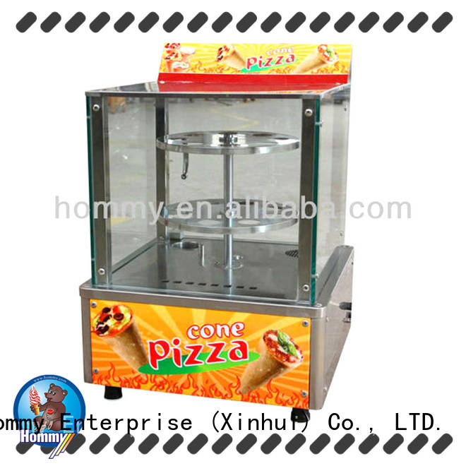 Hommy new type pizza cone machine wholesale for store