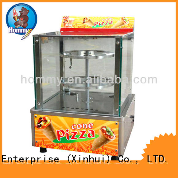 new type pizza cone machine electric supplier for store