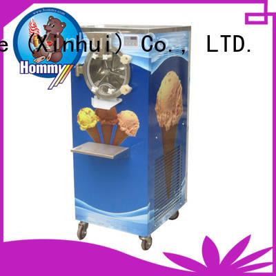 fresh new design gelato ice cream machine no slippage manufacturer for bake shop