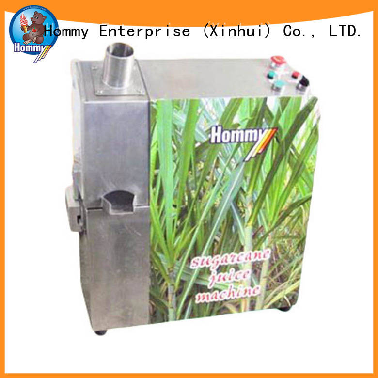 new sugarcane machine revolutionary for food shop Hommy