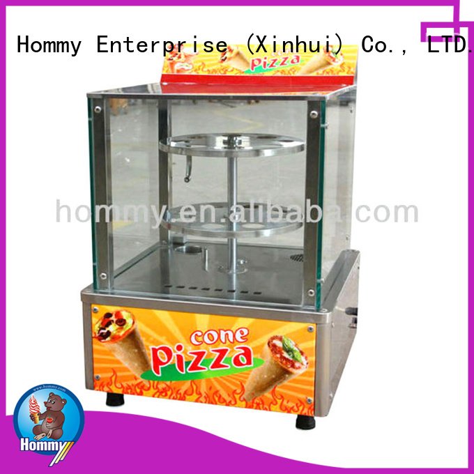 Electric Cone Pizza Warmer Cabinet