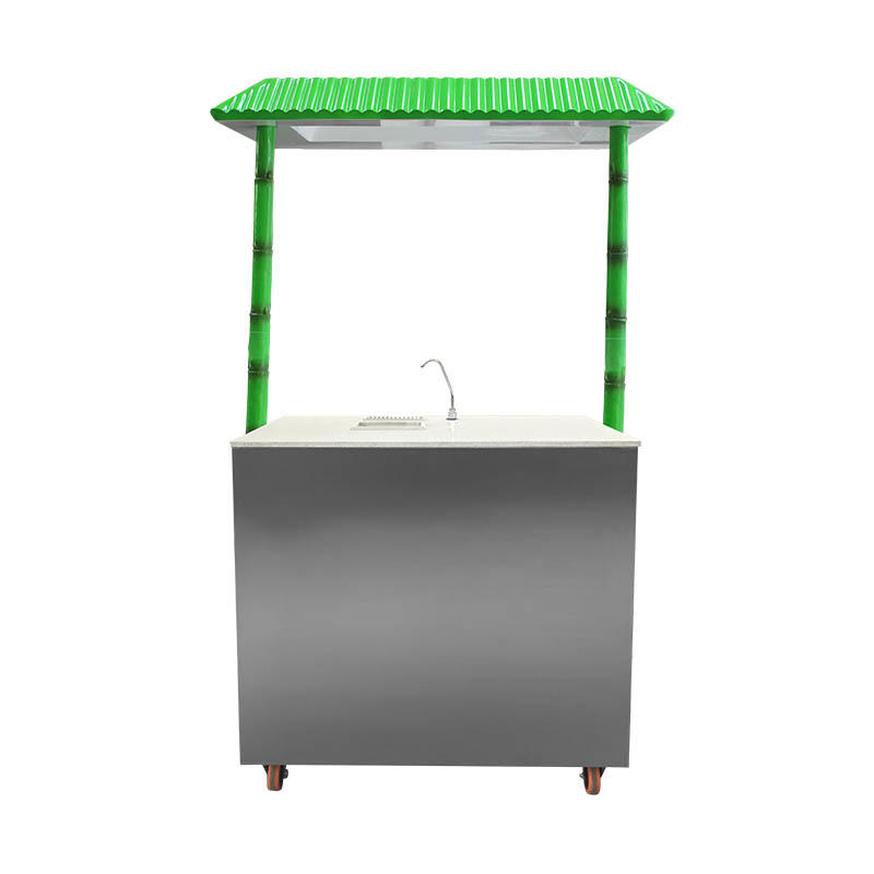 Hommy revolutionary sugar cane juicer machine supplier for snack bar-1