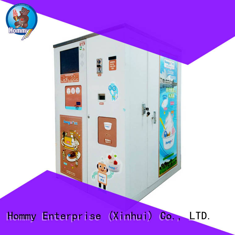 Hommy unbeatable price cheap vending machine automatic for restaurants