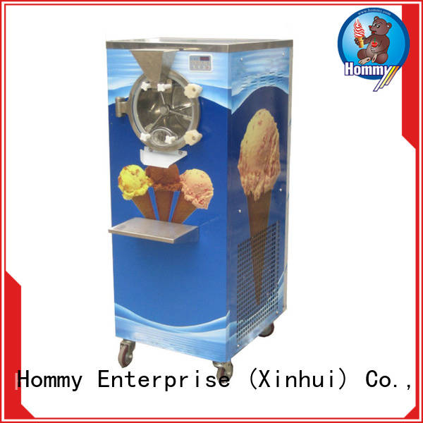 ice cream dispenser fast delivery for ice cream shop Hommy