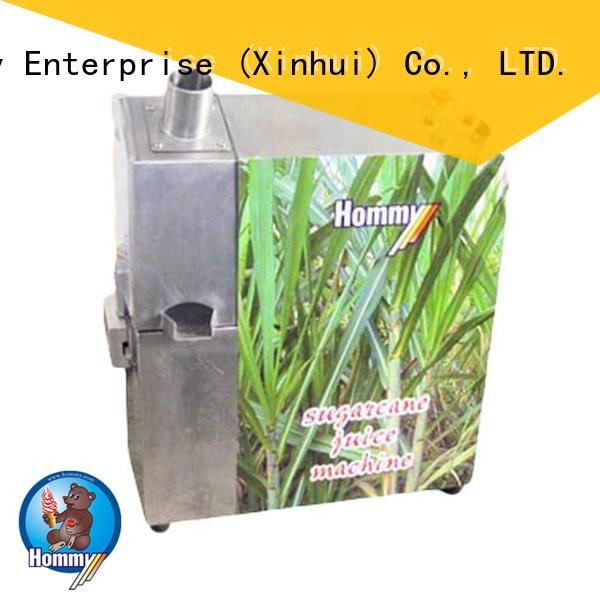 Table top sugarcane juicer