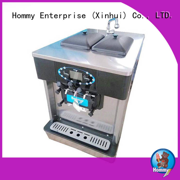 directly factory price ice cream machine price automatic manufacturer for restaurants