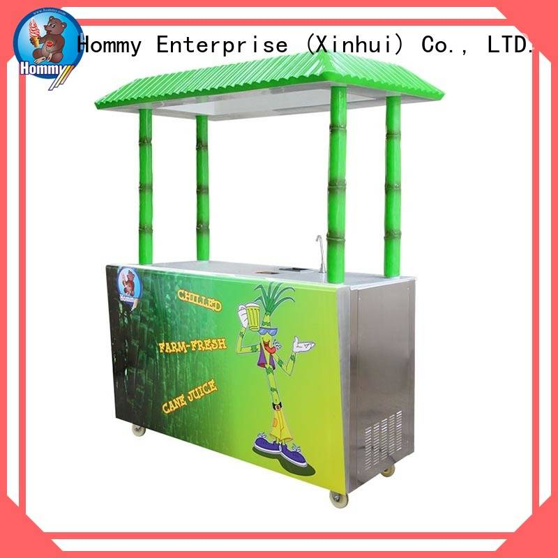 sugar cane juicer machine hygienic for supermarket Hommy