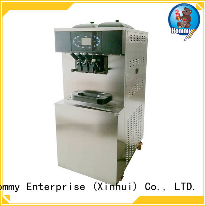 hm706 ice cream maker machine supplier for smoothie shops Hommy