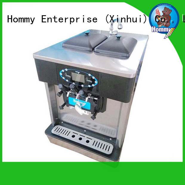 Hommy competitive price ice cream machine for sale wholesale for smoothie shops