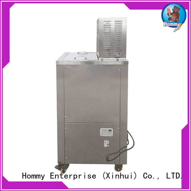 latest commercial popsicle machine popular for cooling product Hommy