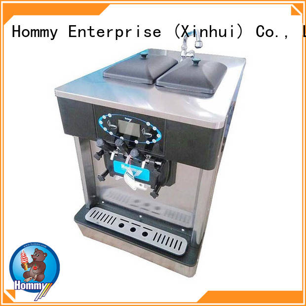 strict inspection ice cream maker machine automatic trendy designs for restaurants
