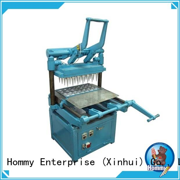 Hommy competitive price ice cream cone machine manufacturer for ice cream shops