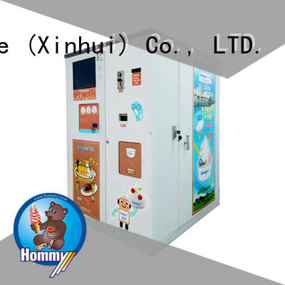 Hommy top vending machines for sale high-tech enterprise for beverage stores