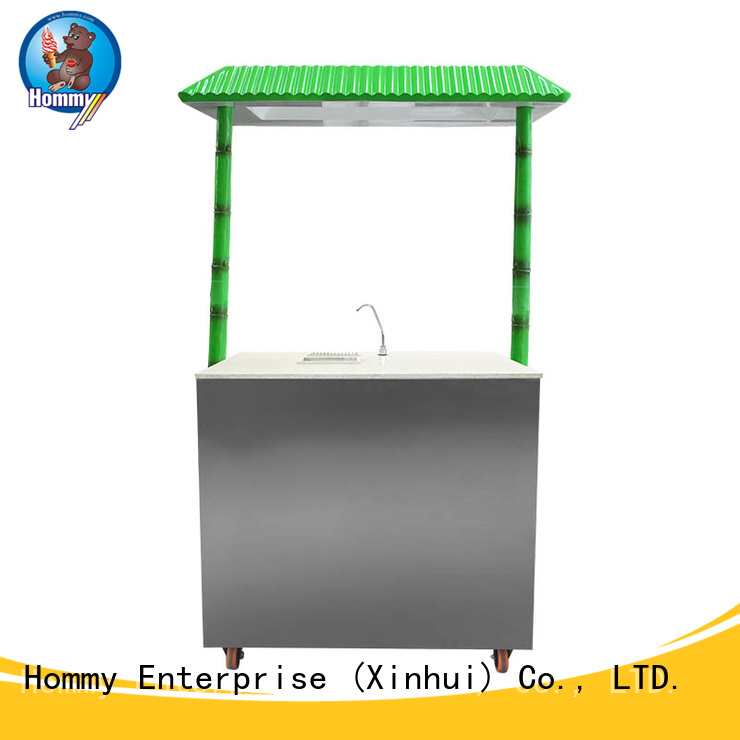 revolutionary sugar cane juice extractor machines supplier for snack bar Hommy