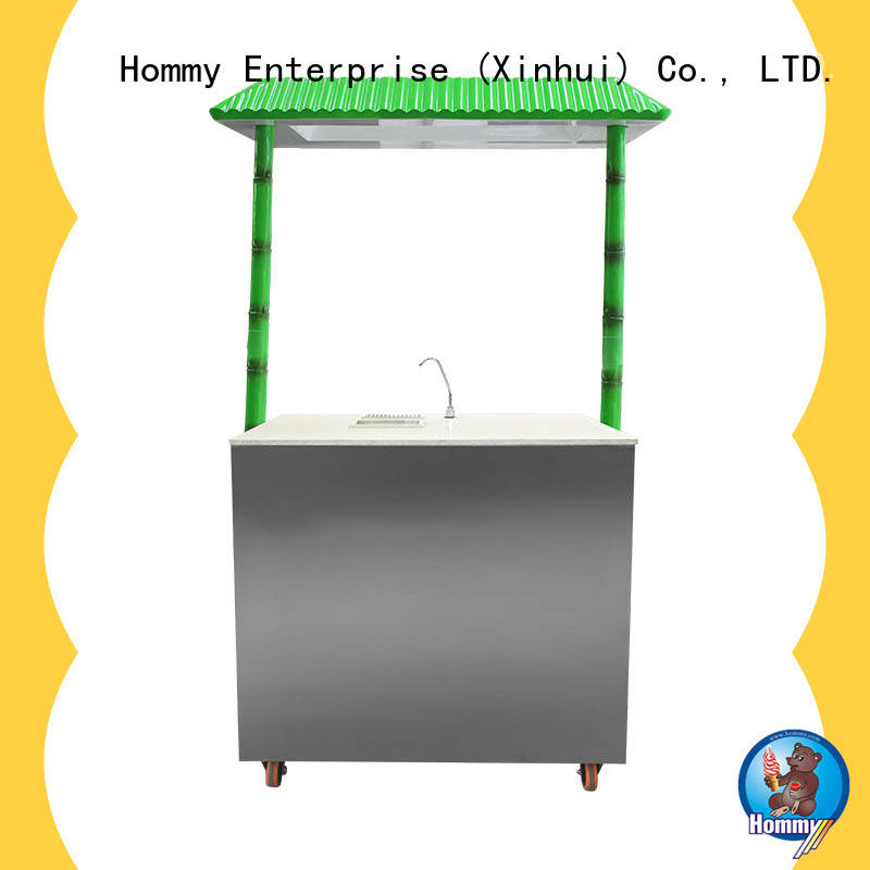 Hommy professional sugarcan juice machine wholesale for supermarket