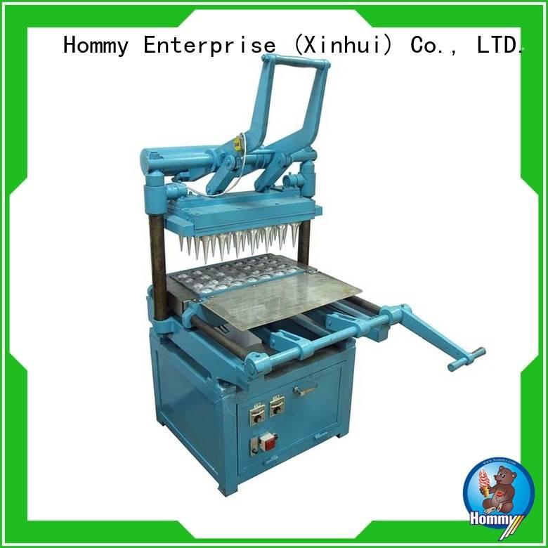 Hommy new generation ice cream cone machine renovation solutions for smoothie shops