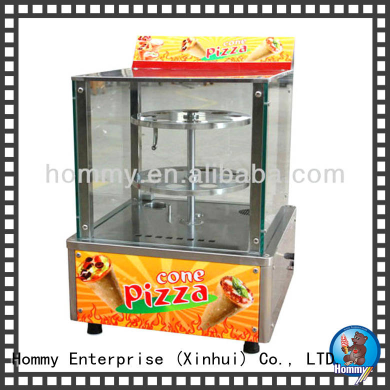 new type pizza cone maker electric with pre-cooling system for restaurants
