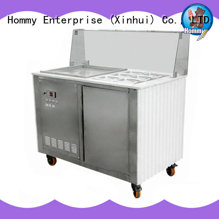 durable ice cream machine for sale low-temperature effect manufacturer for mall