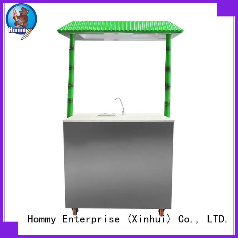 Hommy revolutionary sugar cane juicer machine supplier for snack bar