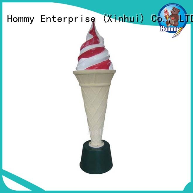 Hommy bright colors ice popsicle molds reusable for chain shop