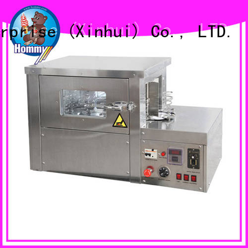 cone pizza machine for sale wholesale for store Hommy