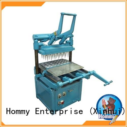 Hommy directly factory price ice cream cone machine renovation solutions for restaurants