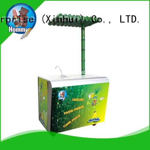 revolutionary sugarcane juice extractor solution for supermarket Hommy