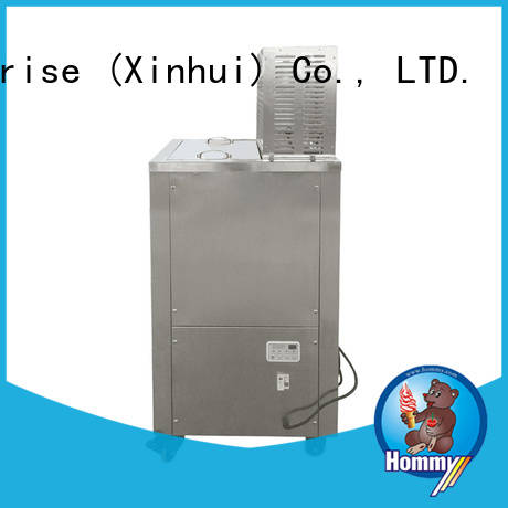 Hommy popular commercial popsicle machine manufacturer for convenient store