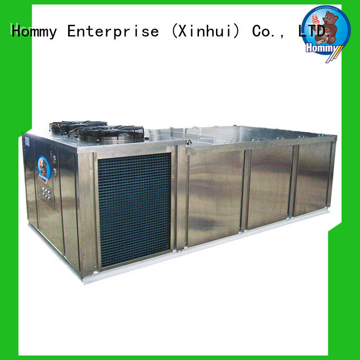 Hommy quality assurance ice block making machine wholesale for hotels