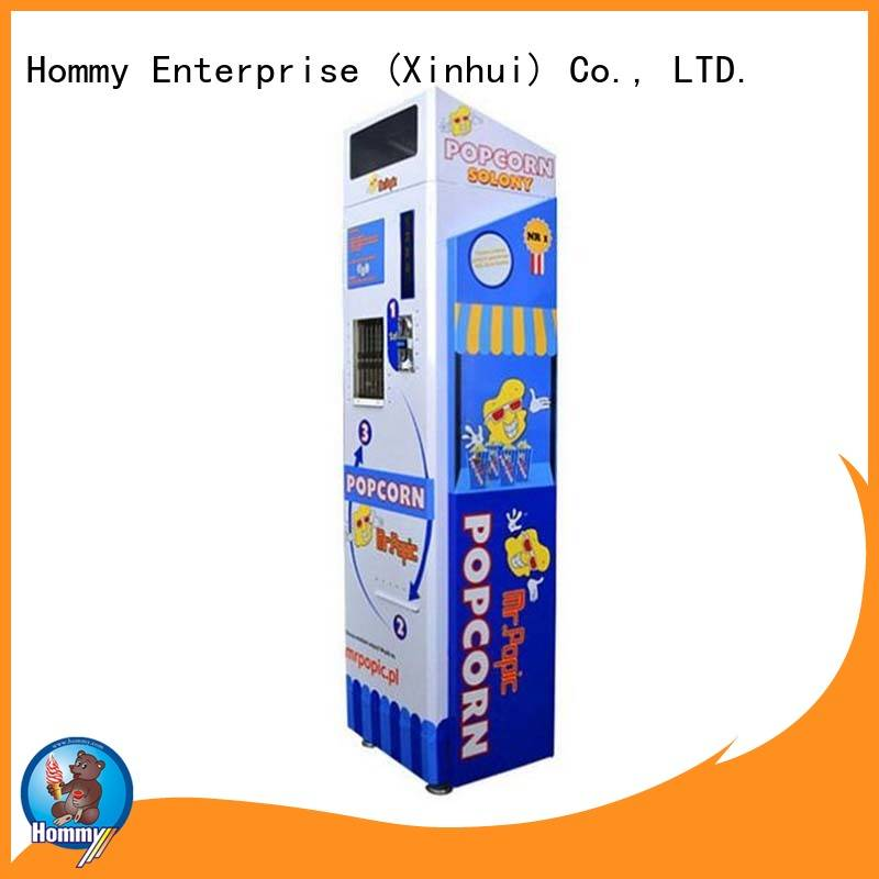 Hommy most popular vending machine manufacturers china for restaurants
