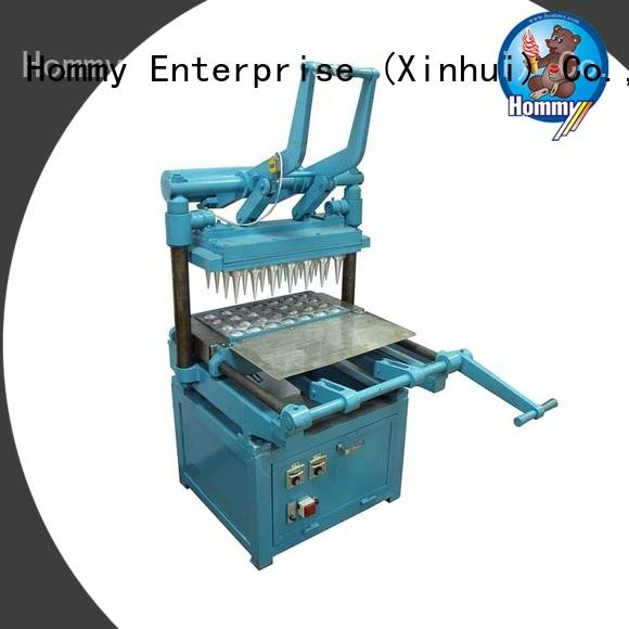 Hommy new generation ice cream cone machine renovation solutions for restaurants