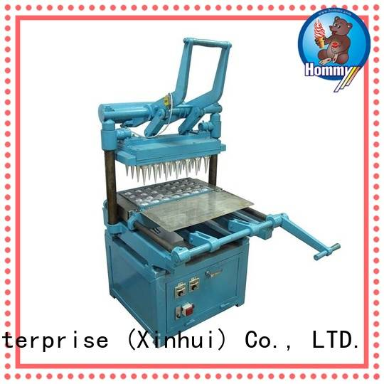 Hommy competitive price ice cream cone machine wholesale for restaurants