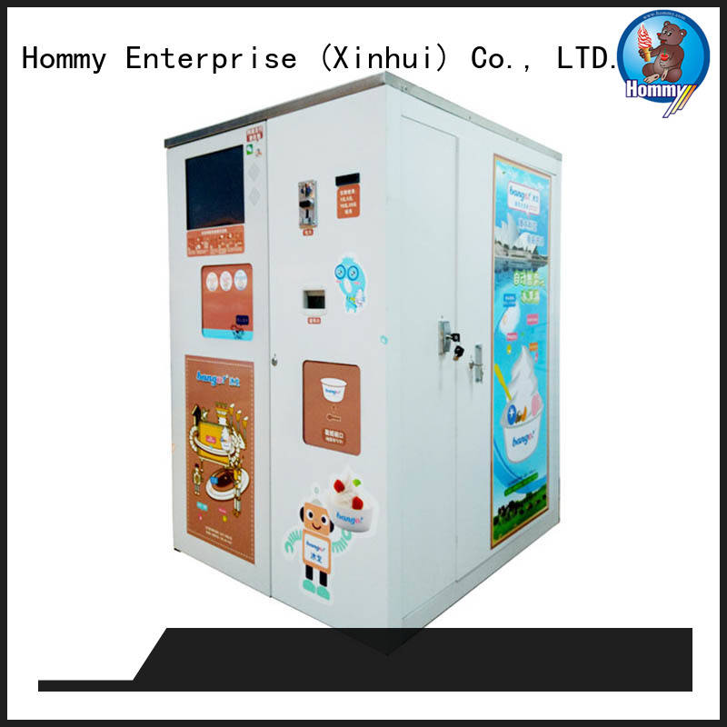most popular automatic vending machine manufacturer for beverage stores