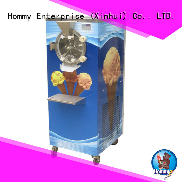 skillful technologists commercial hard ice cream maker low noise wholesale for ice cream shop