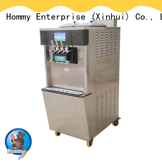 automatic Vending ice cream machine