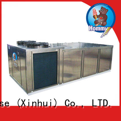 Hommy most popular ice block machine supplier for hotels