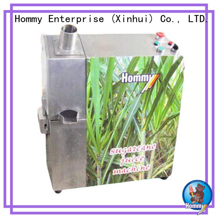 unrivaled quality sugarcane juice machine manufacturers supplier for snack bar