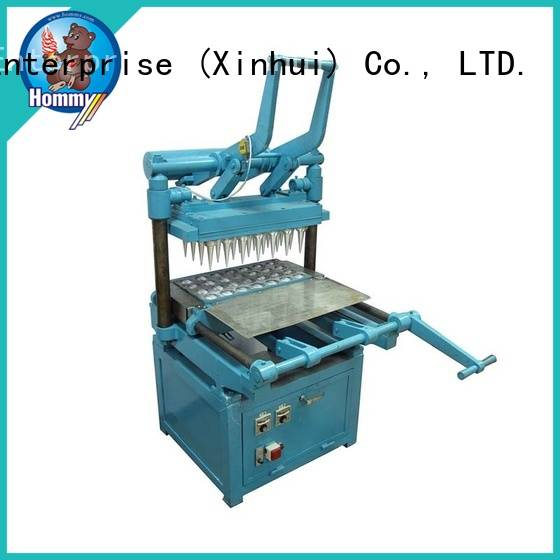 Hommy directly factory price ice cream cone machine suppliers new generation for ice cream shops