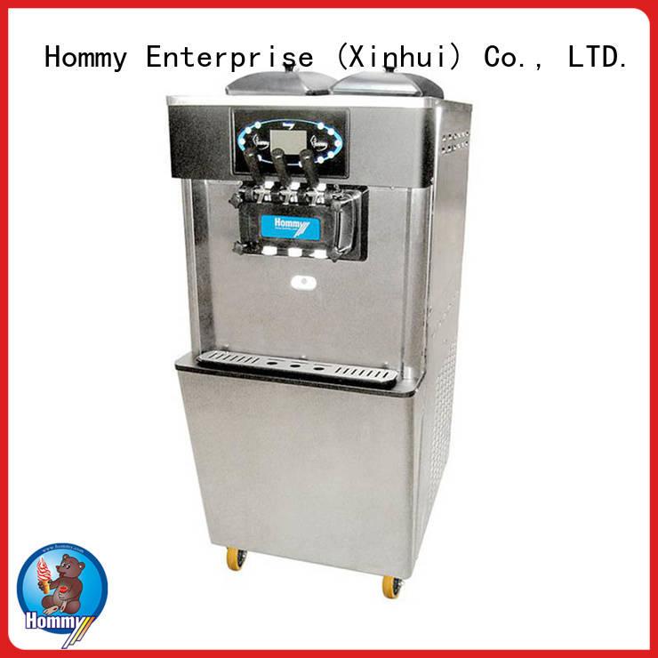 professional ice cream machine price hm701 solution for supermarket