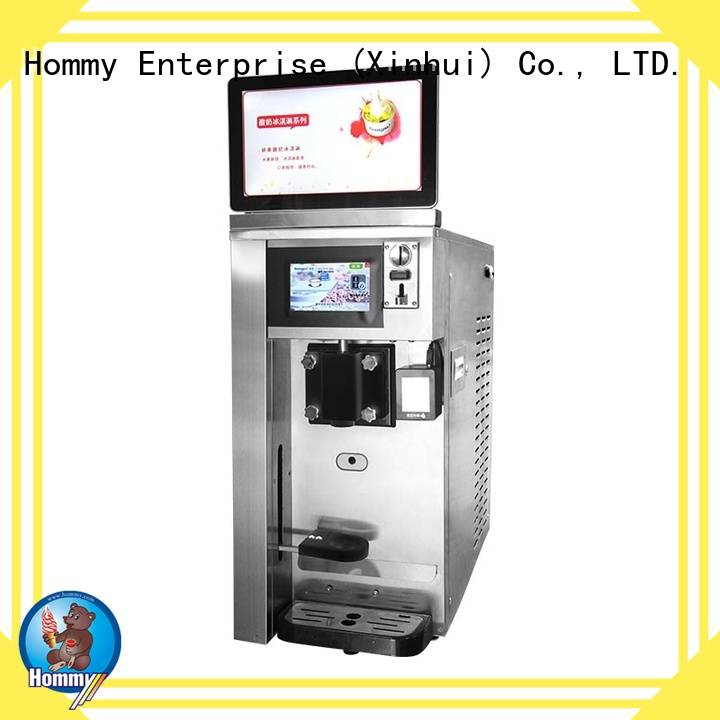 unbeatable price ice cream vending machine top supplier for restaurants