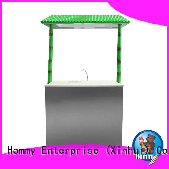 hygienic sugarcane juice extractor manufacturer for supermarket Hommy