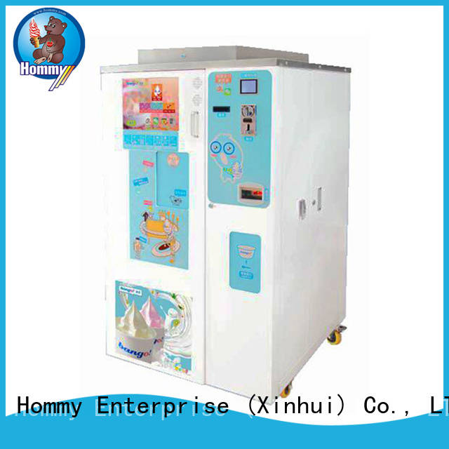Hommy top smart vending machine high-tech enterprise for restaurants