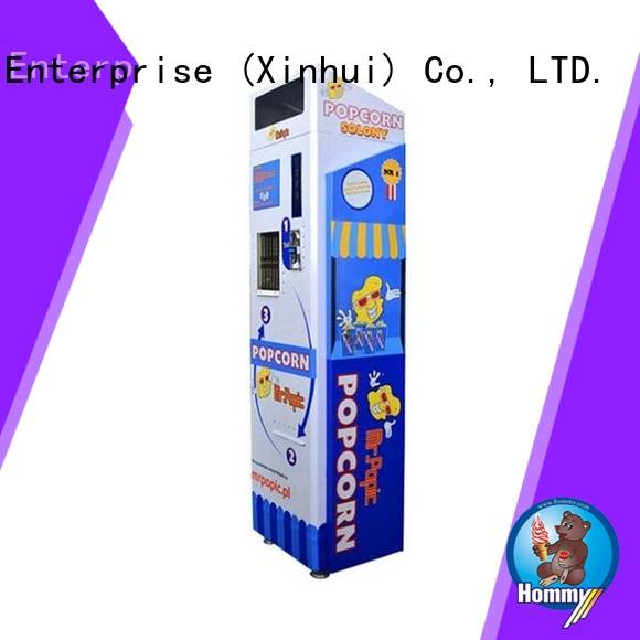 Hommy automatic custom vending machine supplier for beverage stores