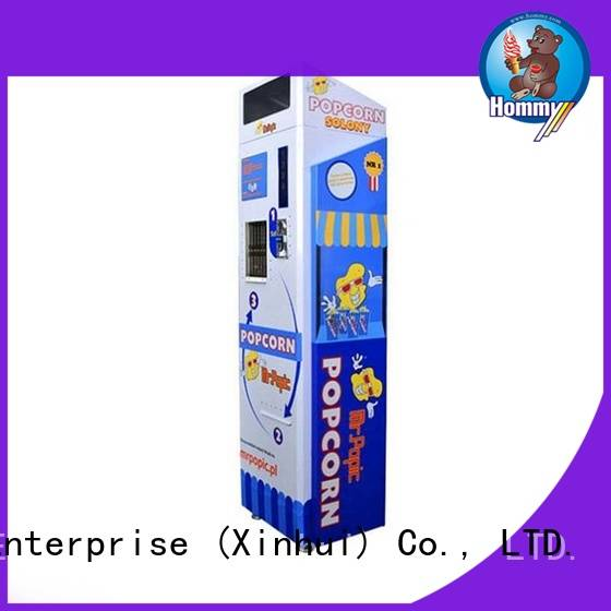 Hommy vending machines for sale high-tech enterprise for restaurants