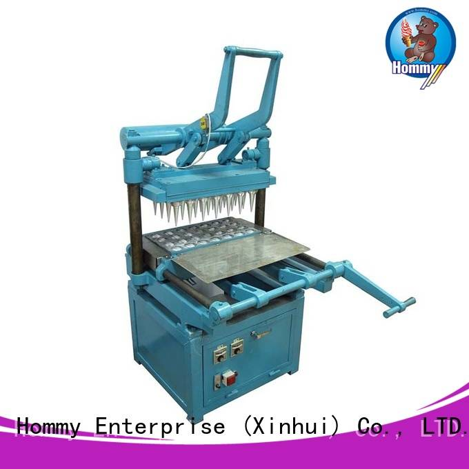 hot selling automatic ice cream cone making machine new generation for ice cream shops Hommy