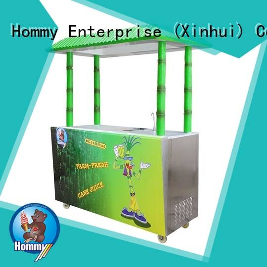 new sugarcane machine manufacturer for supermarket Hommy