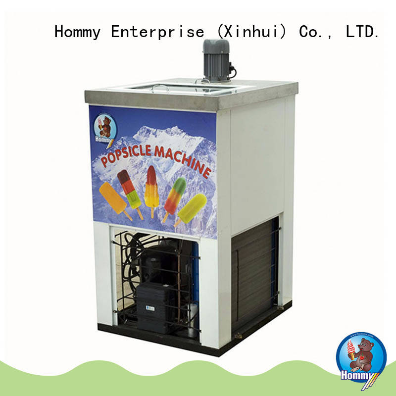 Hommy high quality popsicle machine manufacturer for food–processing