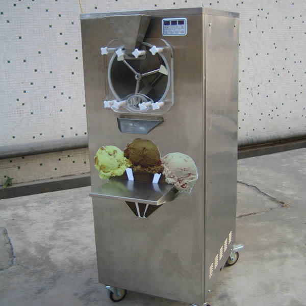 low vibration gelato ice cream machine fast shipping for ice cream shop Hommy-2