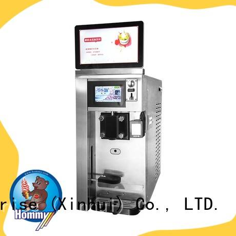 automatic touch screen vending machine wholesale for hotels Hommy